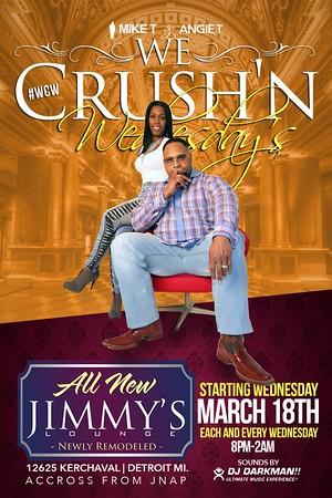 Jimmys Lounge 4-22-15 Wednesday