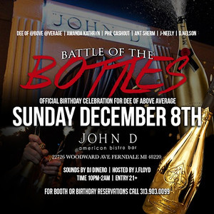 John D 12-8-13 Sunday