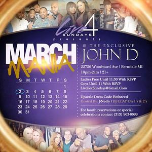 John D 3-9-14 Sunday