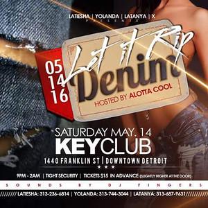 Key Club 5-14-16 Saturday