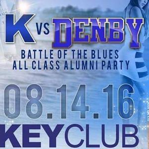 Key Club 8-14-16 Sunday