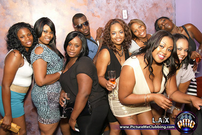 Twin Entertainment & T  Woods Presents The Official Grand Opening of L A X -33