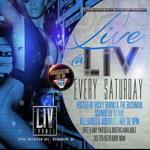 LIV  2-6-16 Saturday