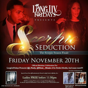 Liv Lounge 11-20-15 Friday
