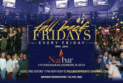 Nar Bar 4-1-16 Friday