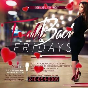 Nar Bar 4-8-16 Friday