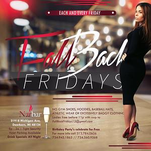 Nar Bar 6-10-16 Friday