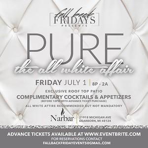 Nar Bar  7-1-16 Friday