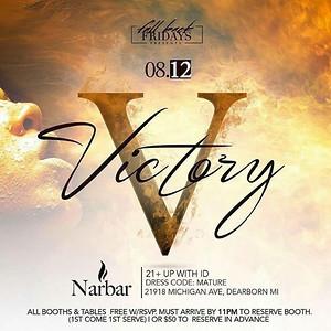 Nar Bar 8-12-16 Friday