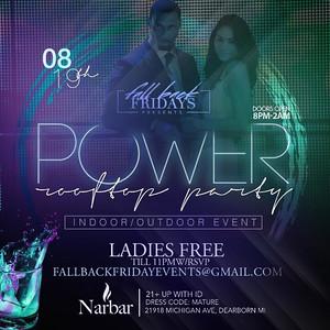 Nar Bar 8-19-16 Friday