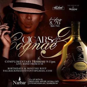 Nar Bar 8-26-16 Friday