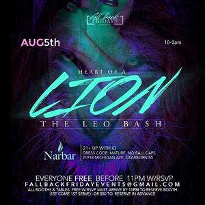 Nar Bar  8-5-16 Friday