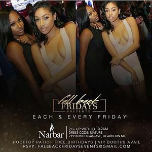 Nar Bar 9-30-16 Friday