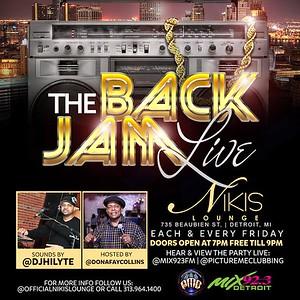 Nikis Lounge 2-3-17 Friday
