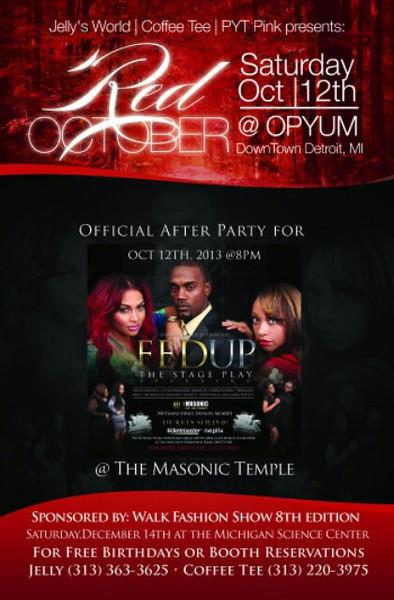 Opyum 10-12-13 Saturday