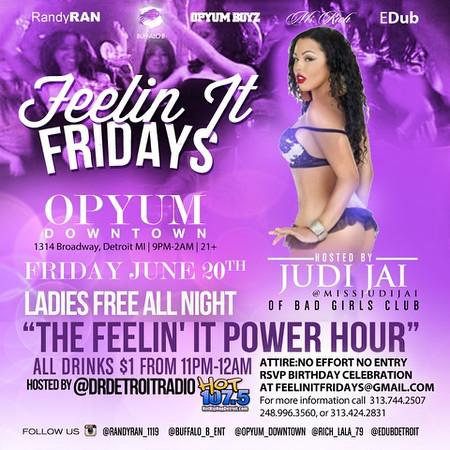 Opyum DT 6-20-14 Friday