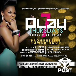 Post Bar 3-3-16 Thursday