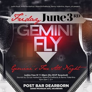 Post Bar  6-3-16 Friday