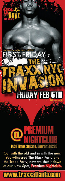 traxx final front