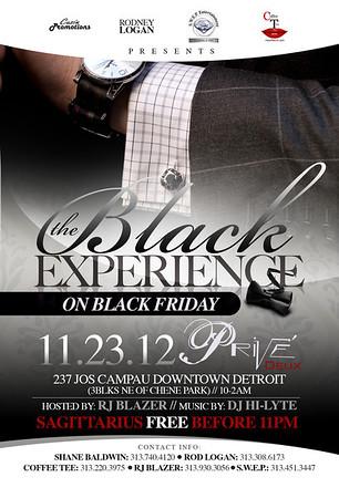 Prive Deux 11-23-12 Friday