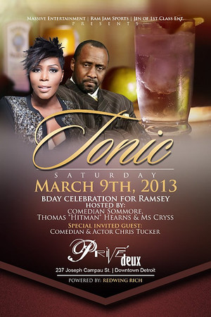 Prive Duex 3-9-13 Saturday
