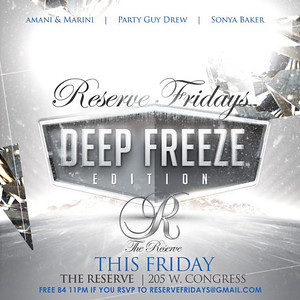 Reserve 1-24-14 Friday