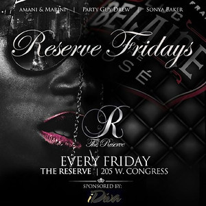 Reserve 3-7-14 Friday