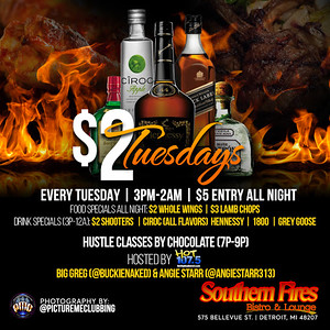 Southern Fire 12-6-16 Tuesday