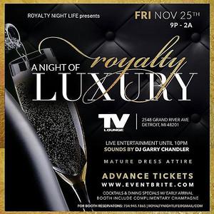 TV Lounge 11-25 16 Friday