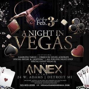 The Annex  2-3-17 Friday