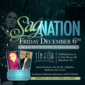 Tin Fish 12-6-13 Friday