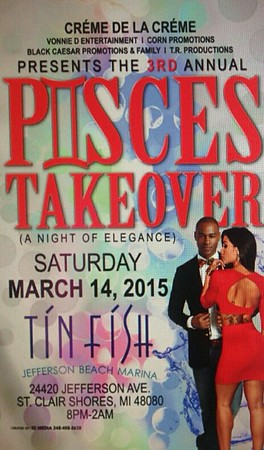 Tin Fish 3-14-15 Saturday