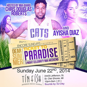 Tin Fish 6-22-14 Sunday