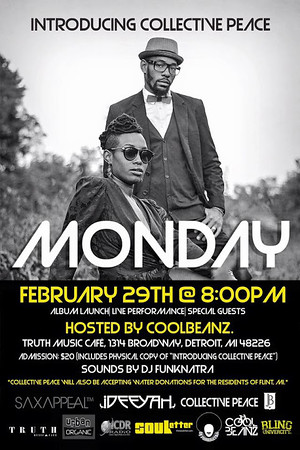 Truth Cafe  2-29-16 Monday