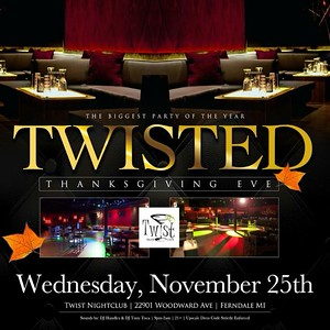 Twist 11-25-15 Wednesday