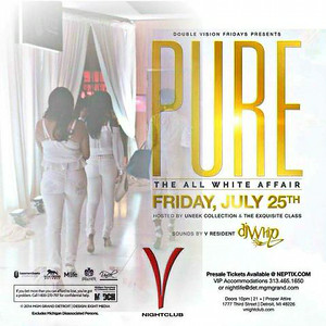 V Nightclub 7-25-14 Friday