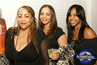 Black Market Entertainment Label Launch Party