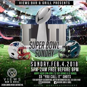 Views 2-4-18 Sunday