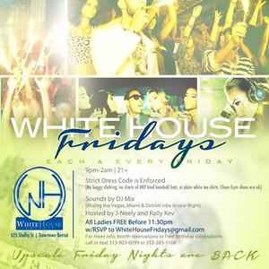 White House 4-11-14 Friday