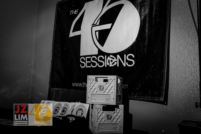 The 45 Sessions Record Store Day Edition