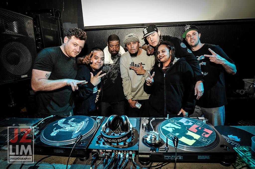 45 Sessions Diamond D, DJ Platurn, & Shortkut