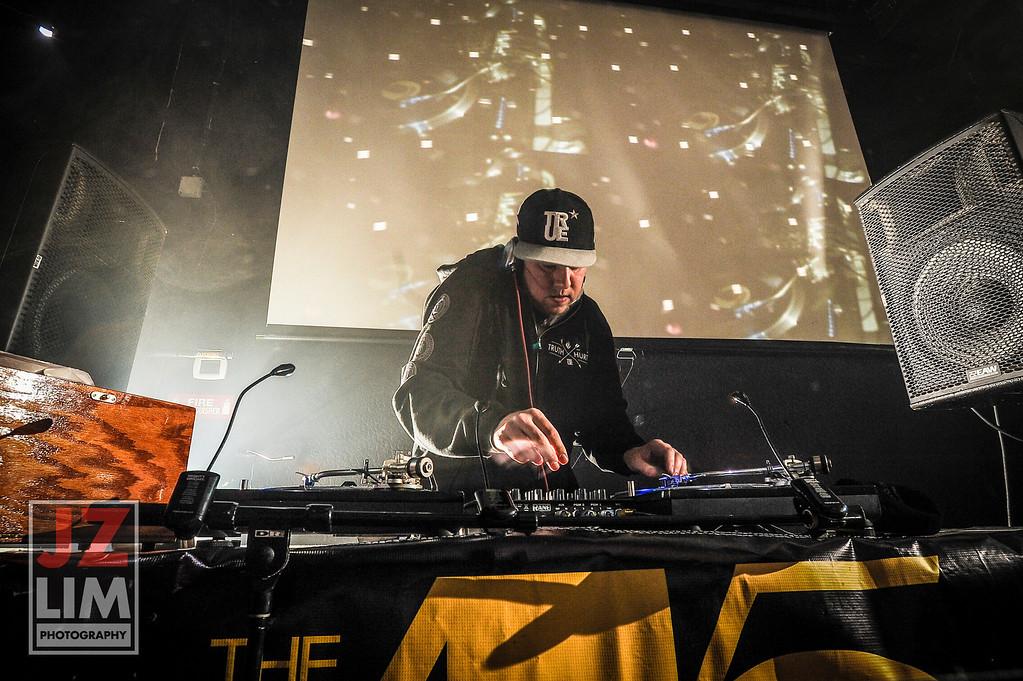 45 Sessions Diamond D, DJ Platurn, & Shortkut