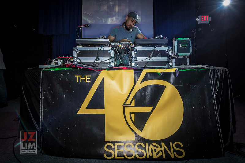 The 45 Sessions Feat. Prince Paul