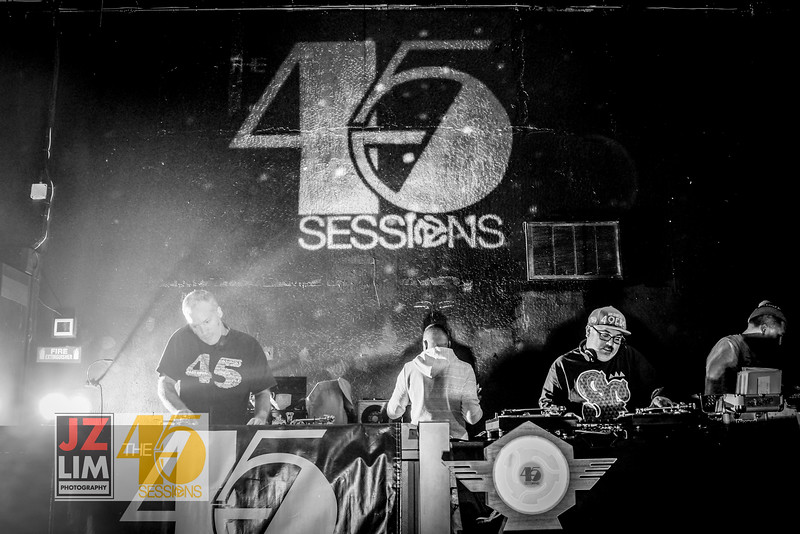 The 45 Sessions Winter Sessions