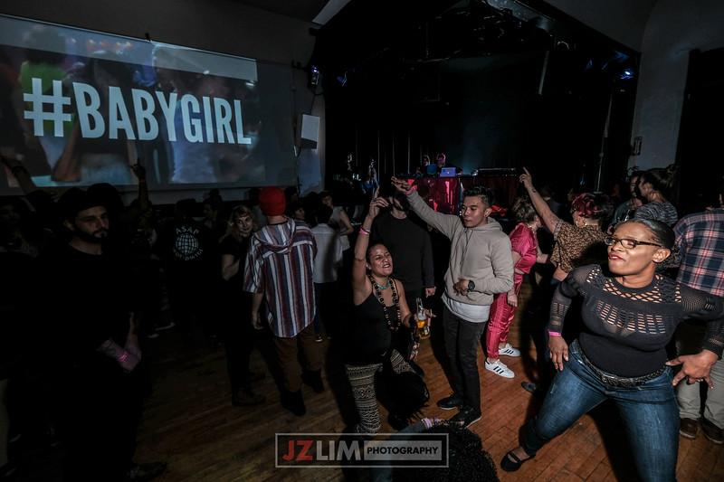 Babygirl - Aaliyah Tribute 2017