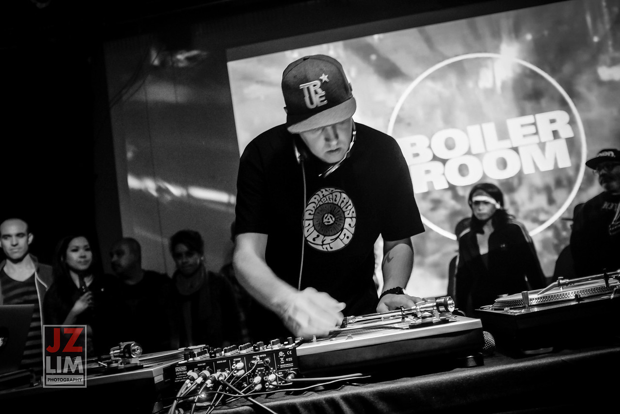 Boiler Room TV SF