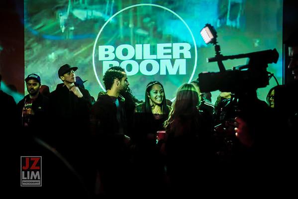Boiler Room TV SF