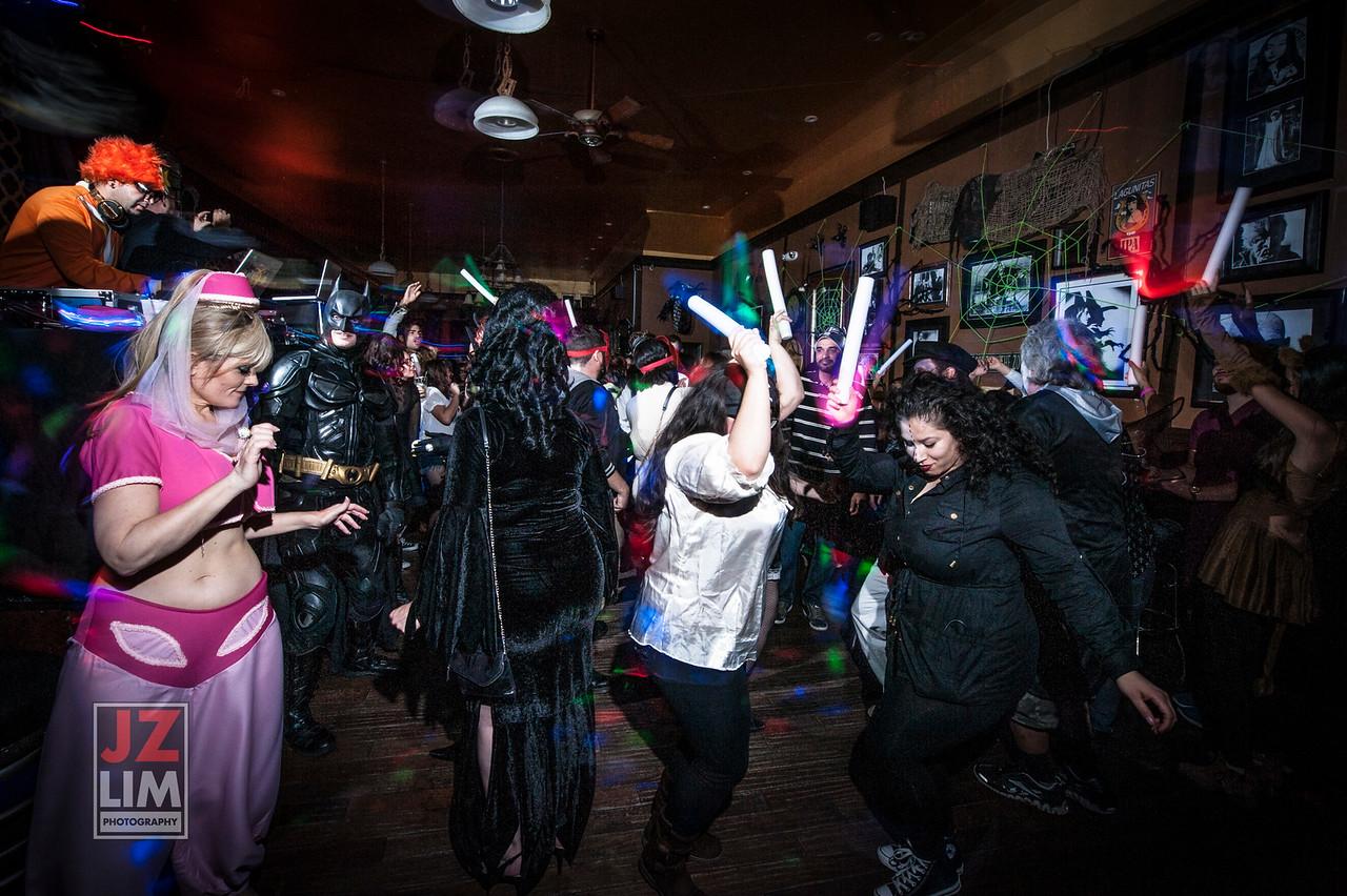 The Churchward Pub Halloween 2014