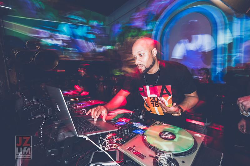 DJ Jazzy Jeff @ Great Northern SF