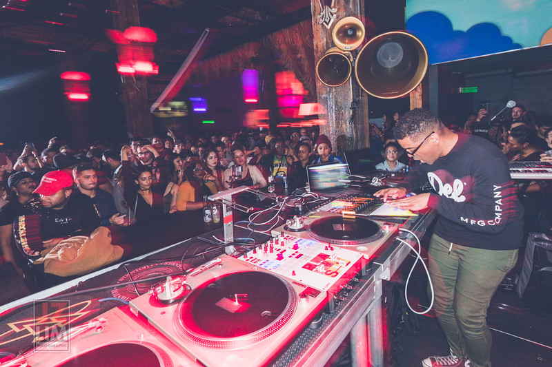 DJ Jazzy Jeff @ Great Northern SF